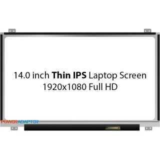 14.0 inch Thin eDP IPS 30-PIN Scherm Full HD Brackets