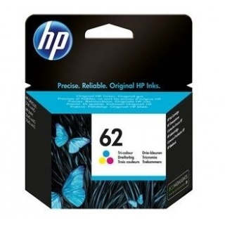 HP 62 inkt cartridge kleur