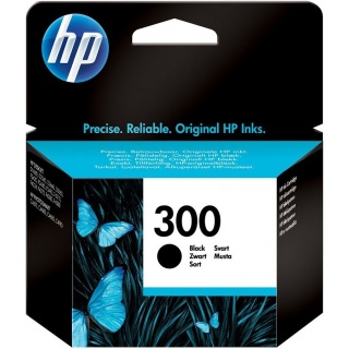 HP 300 inkt cartridge zwart
