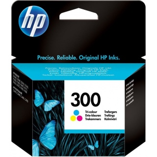 HP 300 inkt cartridge Kleur