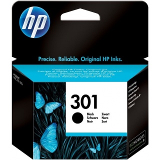 HP 301 inkt cartridge zwart