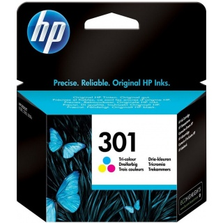 HP 301 inkt cartridge kleur