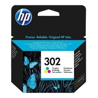 HP 302 inkt cartridge kleur