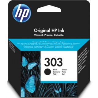 HP 303 inkt cartridge zwart