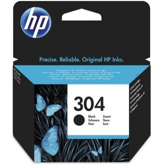 HP 304 inkt cartridge zwart