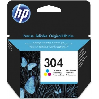 HP 304 inkt cartridge kleur