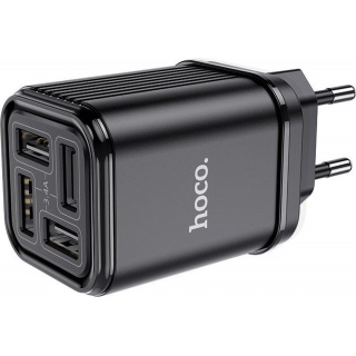 Hoco C84A Four Port Charger 3.4A